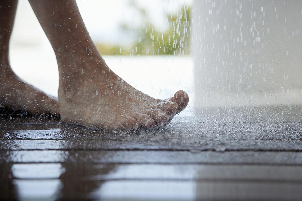 tips om water te besparen in de badkamer